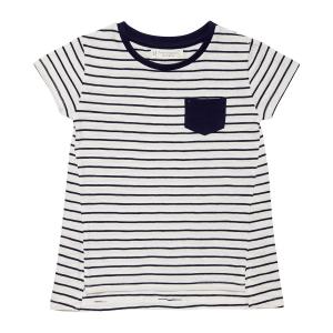 Κορίτσι | μπλούζες / πουκάμισα | Μπλούζα navy με τσεπάκι