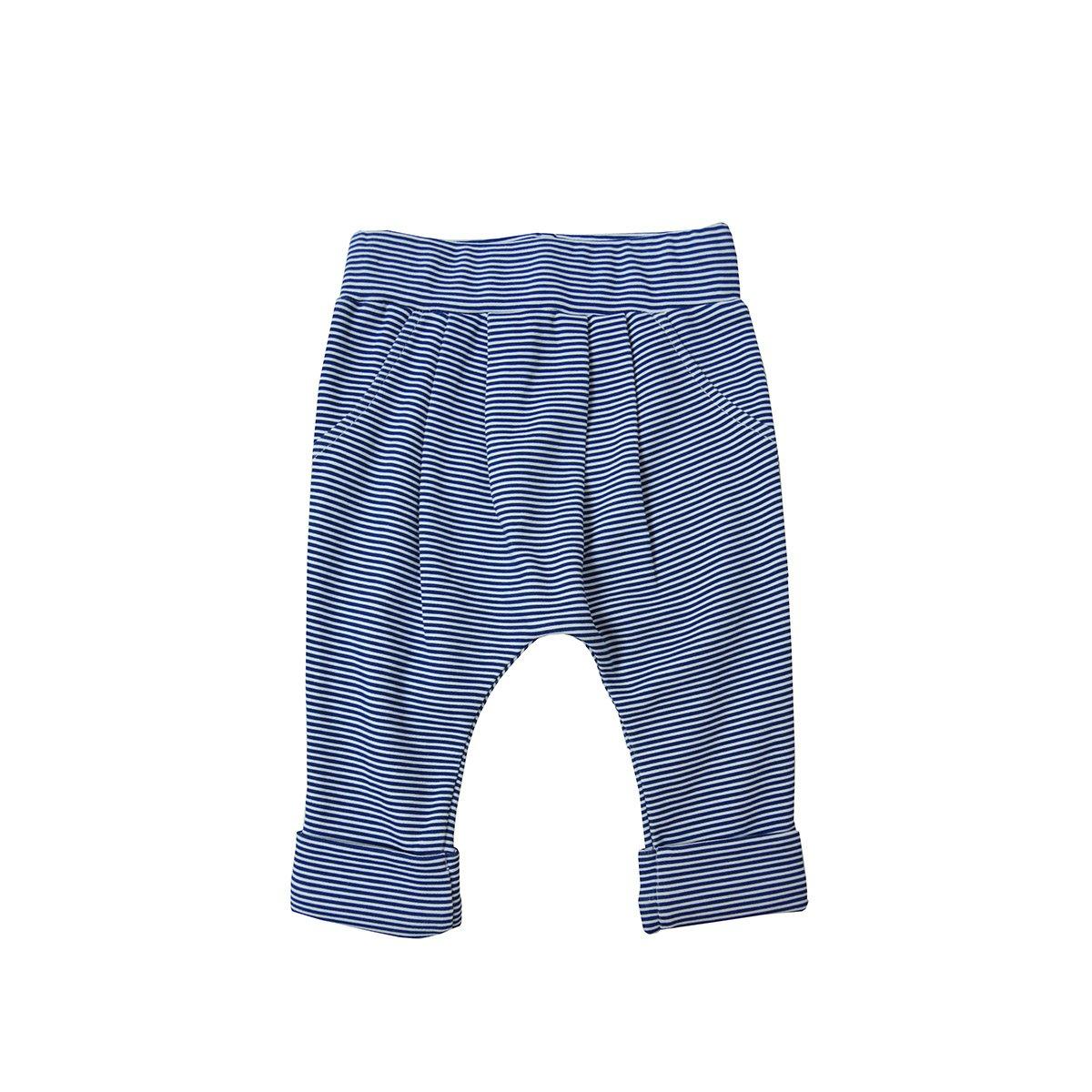 Παντελόνι navy λευκό-μπλε Baby corner  30262a7a25e
