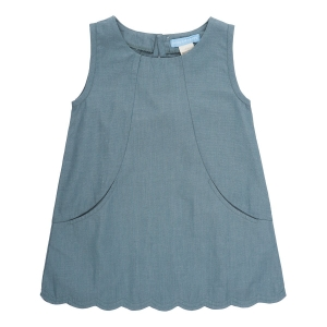 Κορίτσι | φορέματα / φούστες | Φόρεμα με κυματιστό τελείωμα
