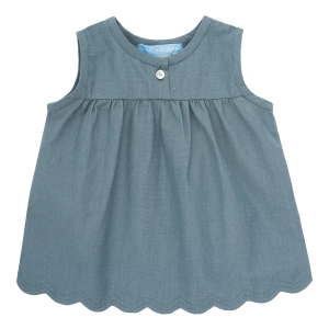 Βρέφος | φορέματα / φούστες | Φόρεμα με κυματιστό τελείωμα