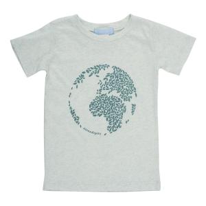 Αγόρι | μπλούζες / πουκάμισα | Μπλούζα με υδρόγειο