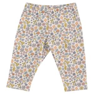 Βρέφος | παντελόνια / κολάν | Κολάν με λουλουδάκια