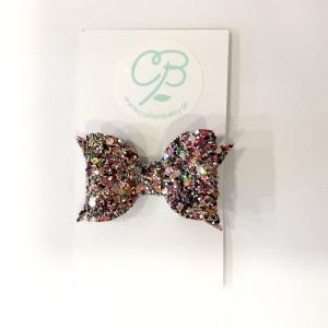 Φιογκάκι glitter με κλιπ Confetti 1956315abcf